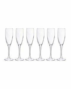 Champagneglas Cosy Moments 19cl per set van 6