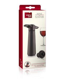 Vacuumpomp + 2 doppen Vacu Vin