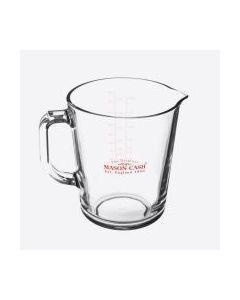 Maatbeker glas 1L Mason Cash Classic Collection