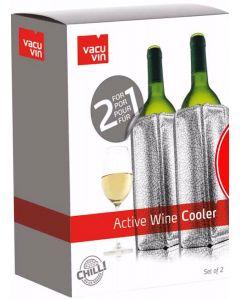 2 for 1 wijnkoelers Vacu Vin
