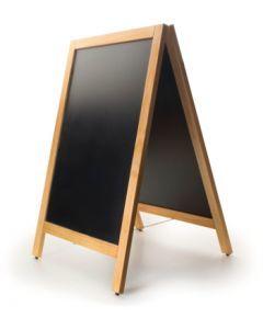Publiciteitsbord blackboard 65x115cm